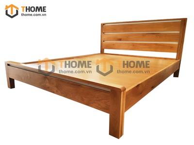 Giường ngủ Lakada nguyên tấm vạt 1.4m ; 1.6m; 1.8m GN-13SM