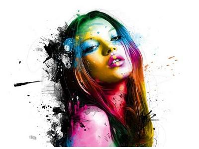 Tranh sơn dầu cô gái khỏa thân TSD-15