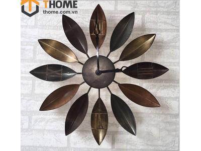 Đồng hồ mô hình hoa cúc ĐH-05
