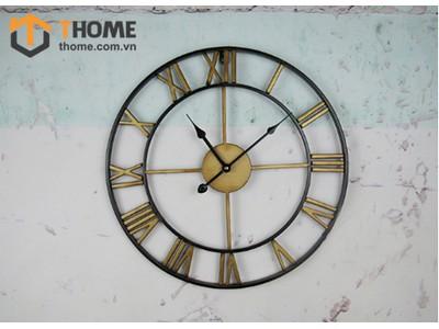 Đồng hồ sắt la mã ĐH-09