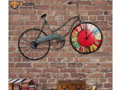 Đồng hồ mô hình xe đạp ĐH-02