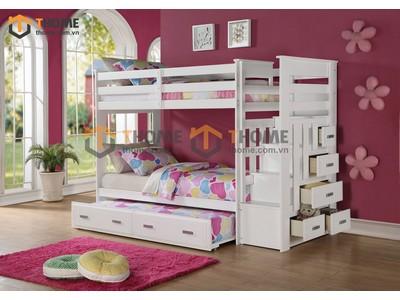 Giường trẻ em 3 tầng Acme 1.1m GT-01SM