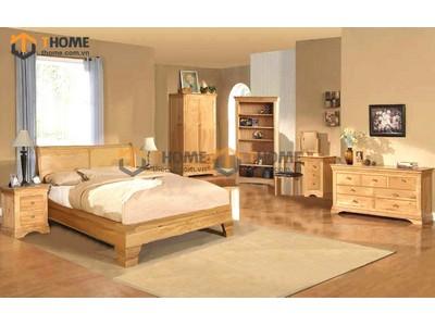 Bộ phòng ngủ Tuscany 6 món BPN-06SM