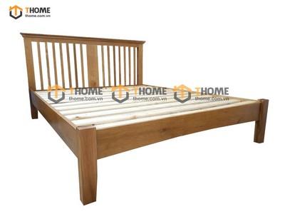 Giường ngủ đầu nan Hampshire 1.2m; 1.4m; 1.6m; 1.8m GN-07SM