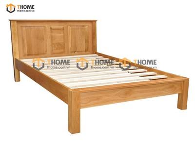 Giường ngủ pano chân cao 1 .4m; 1.6m; 1.8m GN-15SM