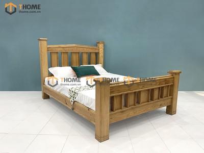 Giường ngủ Woodstock đuôi cao 1.6m; 1.8m GN-25SM