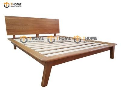 Giường ngủ Como chân xéo 1.6m; 1.8m GN-16SM