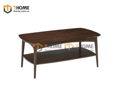 Bàn sofa tokyo gỗ óc chó 1.1m BSF-04OC