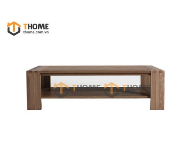 Bàn sofa rome gỗ óc chó 1.1m BSF-05OC