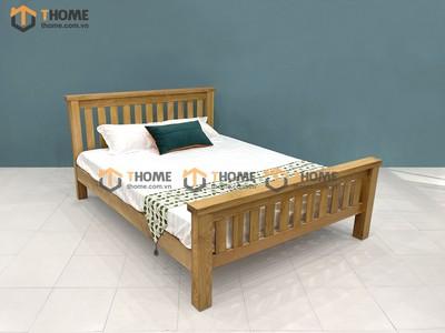 Giường ngủ Dream đầu nan đuôi cao 1.6m; 1.8m GN-09SM