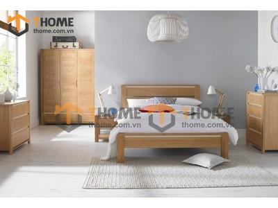 Bộ phòng ngủ Lakada 5 món số 1 BPN-11SM