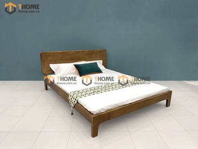 Giường ngủ Hiroshima 1.4m; 1.6m; 1.8m GN-31SM
