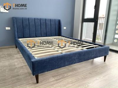 Giường ngủ Bulova nệm 1.4m; 1.6m; 1.8m GN-34SN