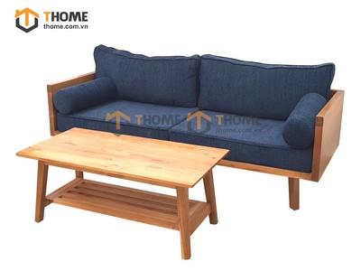 Bộ sofa Capri 1 băng dài 2m SF-11SM