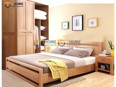 Bộ phòng ngủ Capri 3 món BPN-22SM