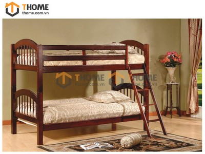 Giường trẻ em 2 tầng Bella kiểu 3 1.13m GT-05SM