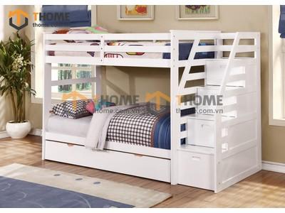 Giường trẻ em 3 tầng Bella 1.1m GT-02SM