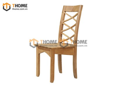 Ghế ăn 3X mặt gỗ GHE-23SM